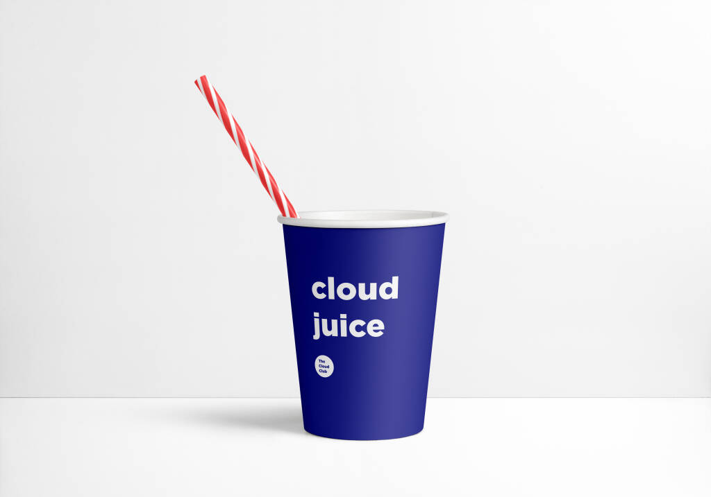 cloud juice cup