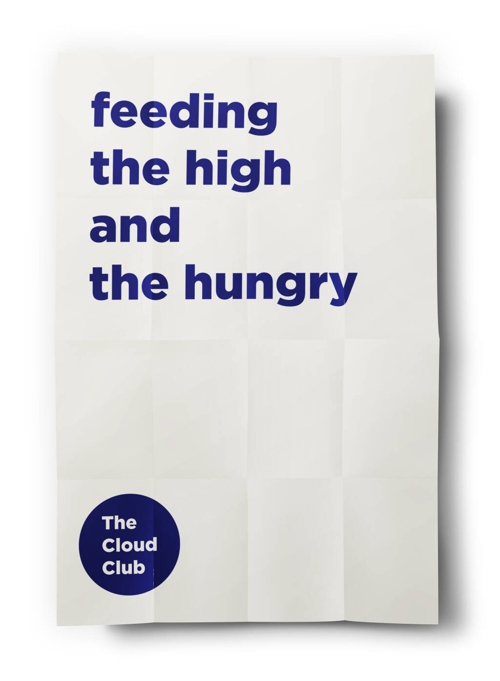 feed the high and the hungry