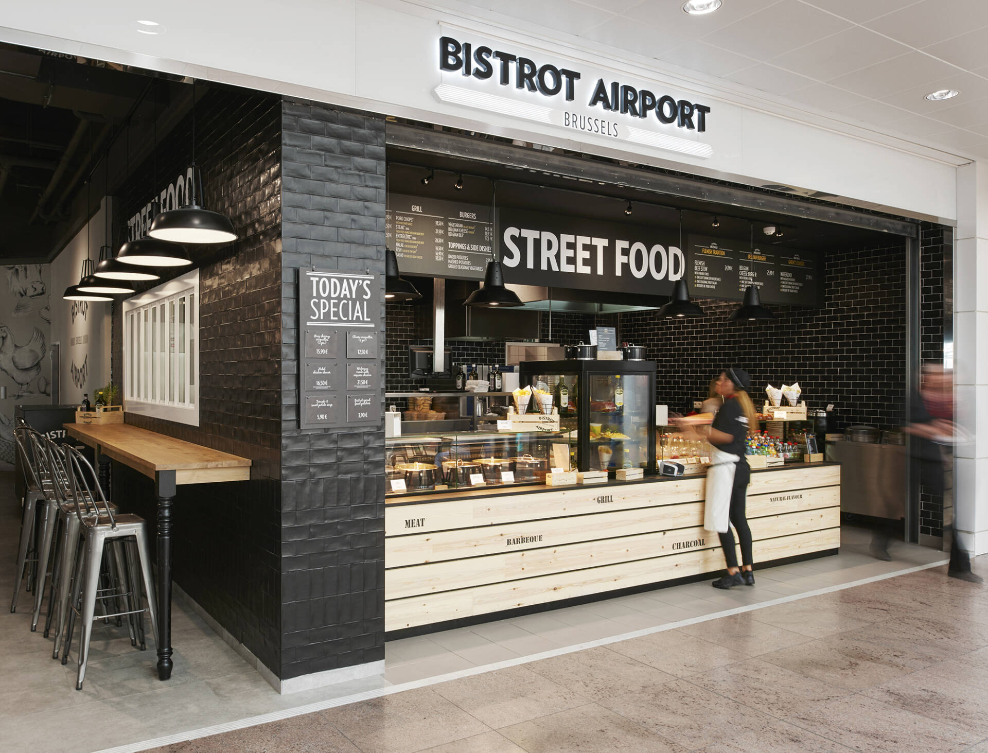 Bistrot Brussels Airport