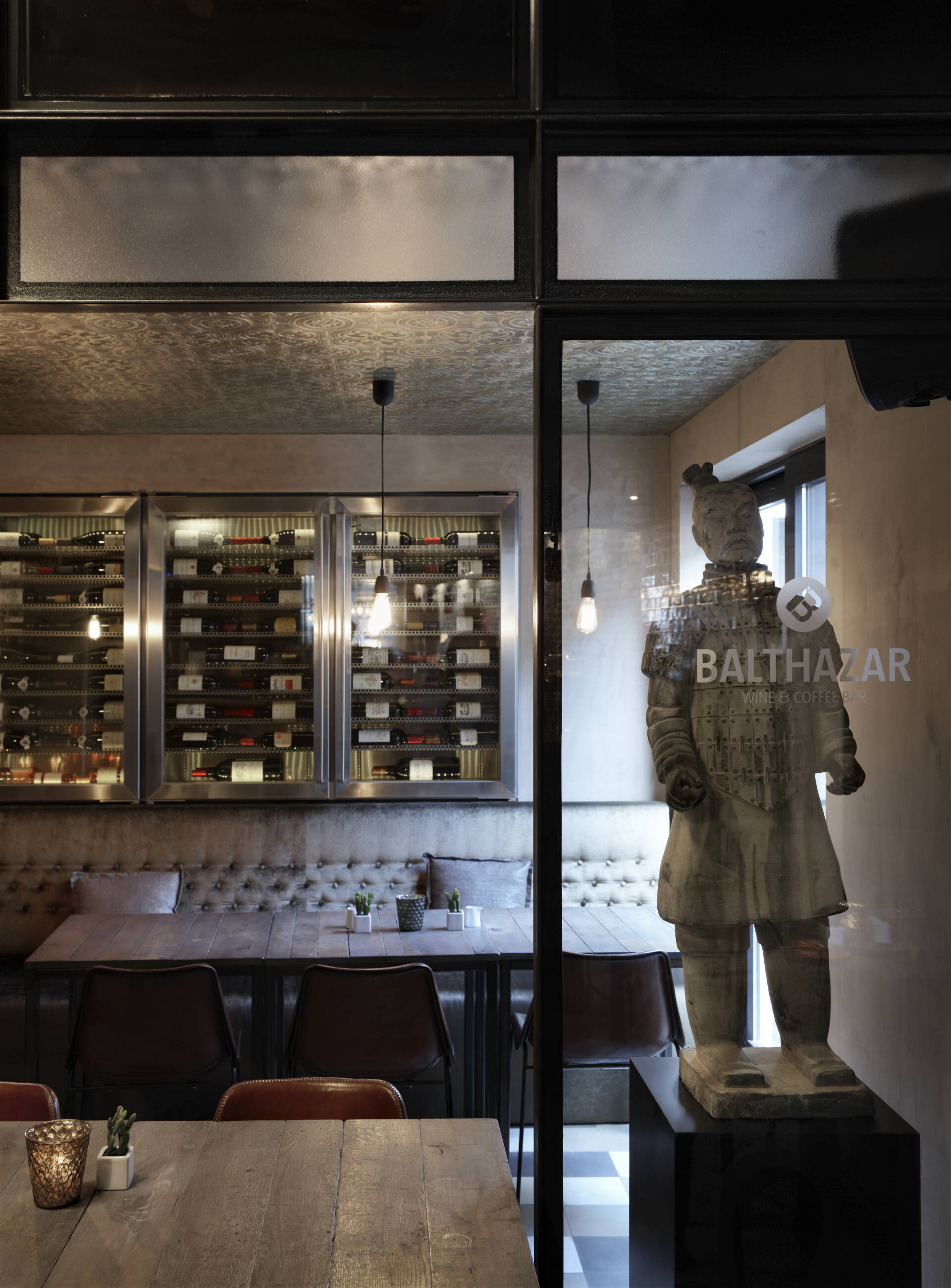 Balthazar wine bar