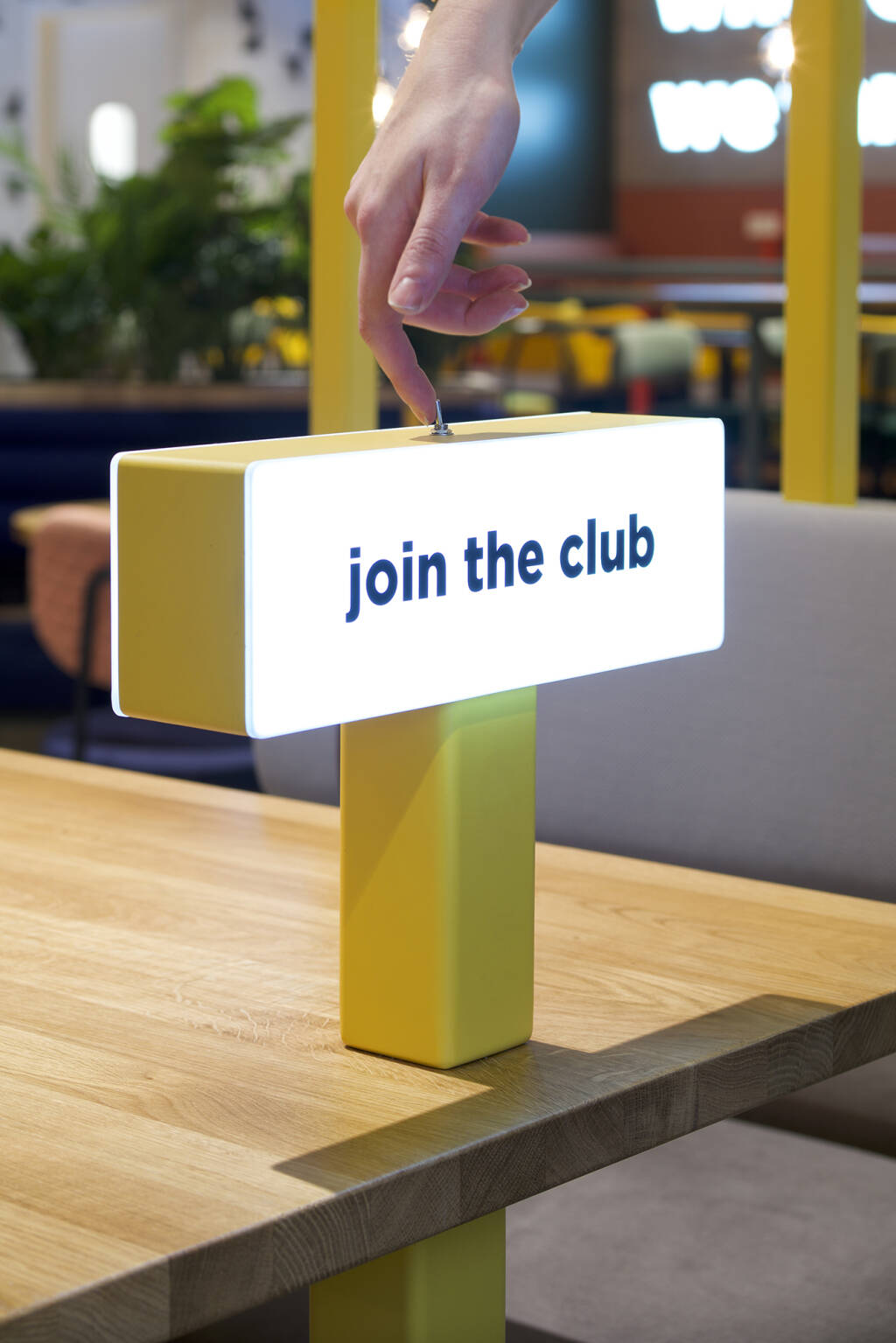 join my club