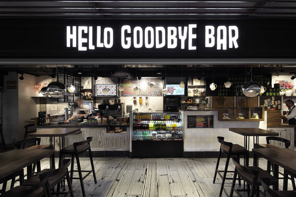 Hello Goodbye Bar